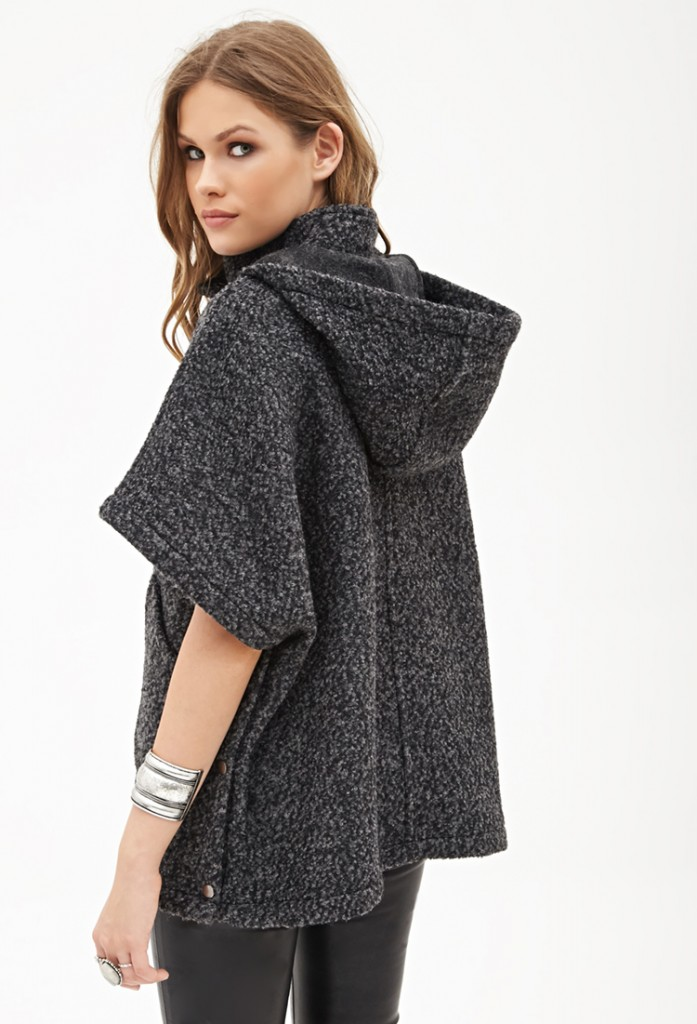 Trending Capes Wraps And Ponchos Fashionistaover40